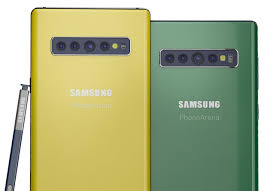 Galaxy Note 10 | Rumores indicam como pode ser o novo carro-chefe da Samsung