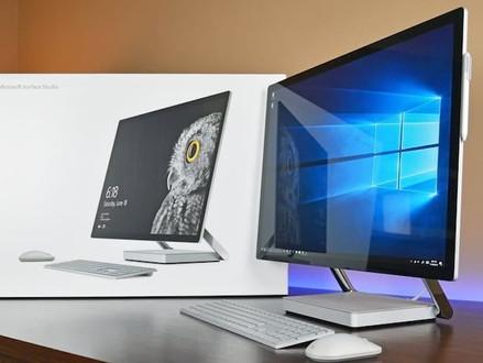 Microsoft deve lançar monitor Surface Studio em 2020