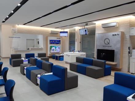 Samsung expande Centro de Serviços com sete unidades no Brasil