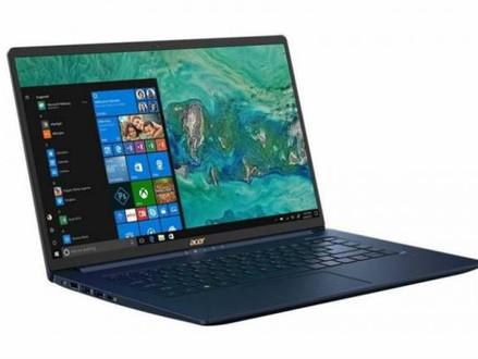 Notebook de 15 polegadas 'mais fino do mundo' da Acer tem 15,9mm de espessura