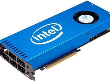Intel lançará sua primeira placa com chip gráfico dedicado em 2020