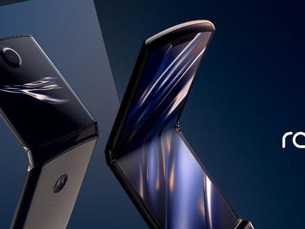 Motorola Razr: celular flip com tela flexível revive o queridinho da marca