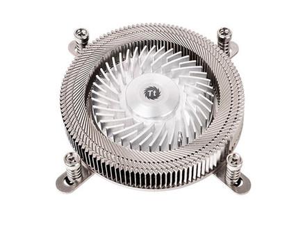 Thermaltake apresenta o cooler metálico Engine 17, sucessor do Engine 27
