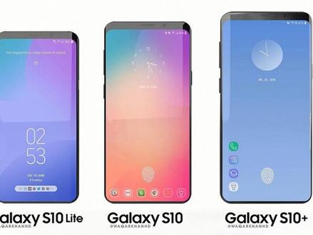 Parece que a Samsung já iniciou a produção em massa do Galaxy S10