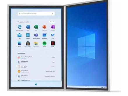 """Microsoft promete atualizações do novo Windows 10X """"em menos de 90 segundos"""""""