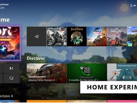 Microsoft remove Cortana e atualiza tela inicial do Xbox One