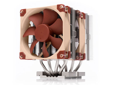 Noctua anuncia novos coolers para plataforma Intel Xeon LGA3647