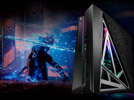 ASUS ROG apresenta o PC compacto gamer Huracan G21, com Core i7 e GTX 1080