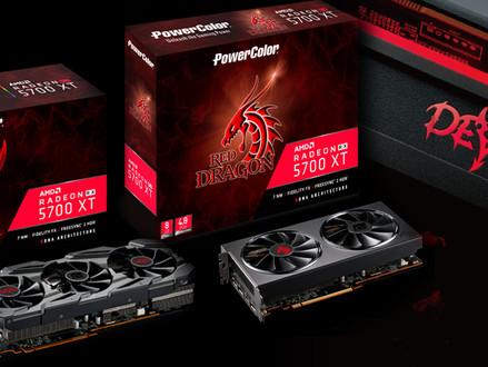 PowerColor anuncia linha Radeon RX 5700 e 5700 XT a partir de $359, Devil por $439 A RX 5700 XT Red