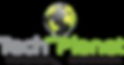 Tech Planet - Tecnologia e Informática - Logomarca