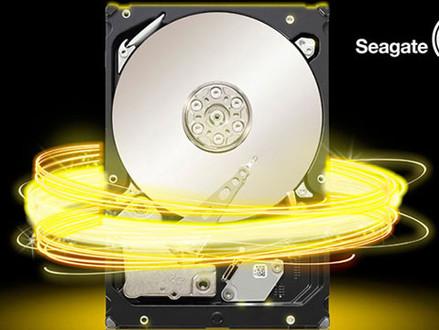Seagate demonstra a tecnologia Mach.2, que dobra a velocidade dos HDDs