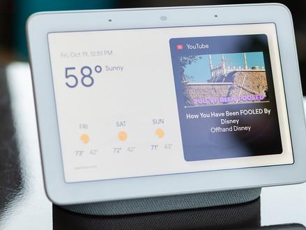 Google Nest Hub Max chega ao mercado norte-americano em 9 de setembro