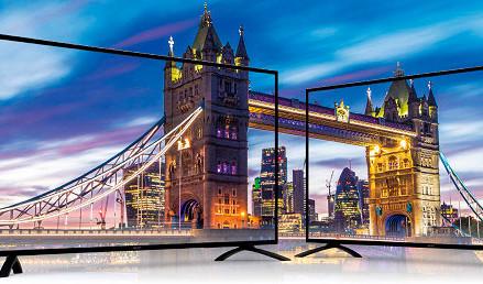 Acer anuncia monitores de 49'' e 55'' no Japão, com resolução 4K e HDR