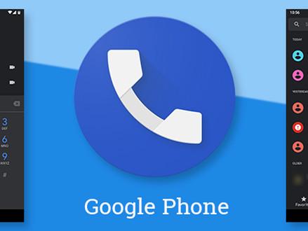Aplicativo Google Phone pode receber o suporte para gravação de ligações