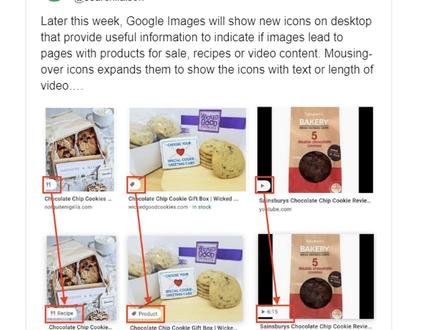 Google Imagens incluirá mais detalhes nas fotos procuradas na versão desktop