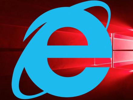 Atualização do Internet Explorer para Windows 10 quebra alguns PCs