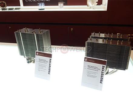 Noctua apresenta versões atualizadas de coolers de CPU na Computex 2018