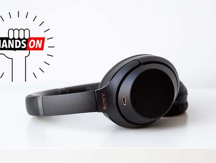 Aquele fone de ouvido maneiro da Sony que cancela ruído agora cancela ainda mais ruído