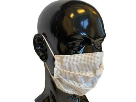 Novo tecido para máscaras pode matar o coronavírus por campo elétrico