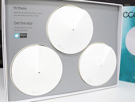 TP-Link Deco M5 O futuro das redes wireless domésticas chegou (por um preço caro)