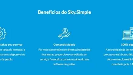 Sky.One investe na nuvem para otimizar a gestão financeira de empresas no país