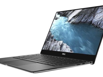 Notebook dobrável da Dell e o XPS 13 ultrafino com sua tela 4K