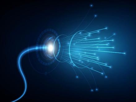 Luz que envia dados: como a fibra óptica deixa sua internet mais potente?