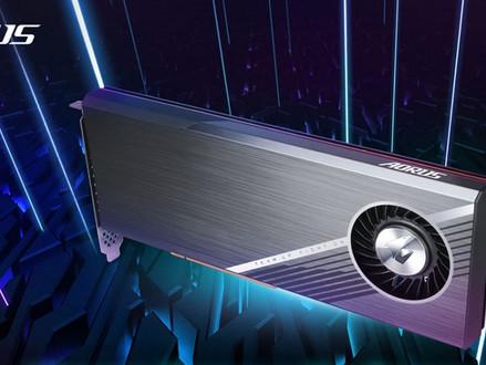 Gigabyte lança placa de expansão AORUS Gen4 AIC para SSDs M.2