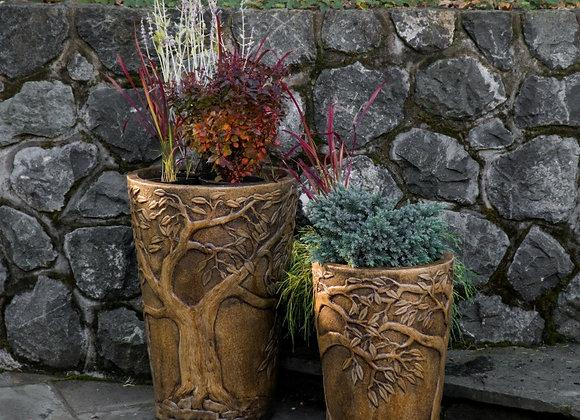 Arbor Planter -2 grandeurs