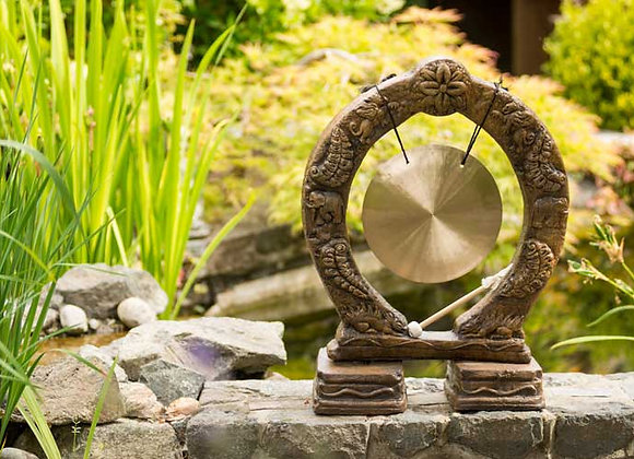 Buddhist Gong AS