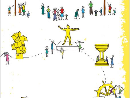 Uitwaaier XL - Familiespelletjes bij kunst aan de kust