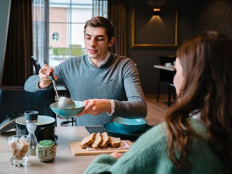 Fietsen met een culinaire extra in Charmehotel Kruishof