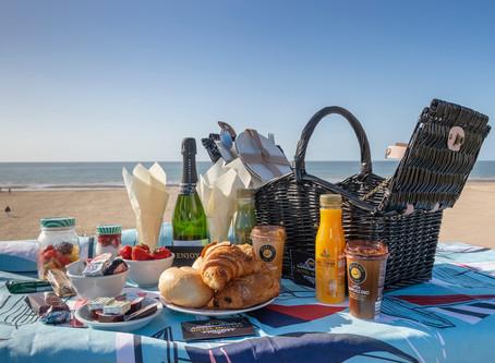 Hotel Monarc levert deze zomer Beach Service