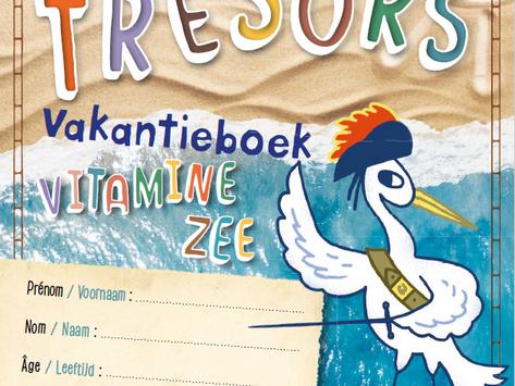 Vitamine Zee Vakantieboek