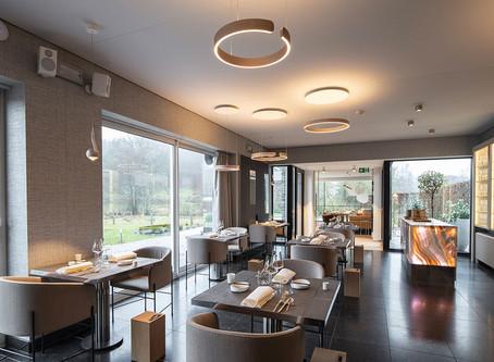 Het mooiste restaurant van het land bevindt zich in Belgisch Luxemburg