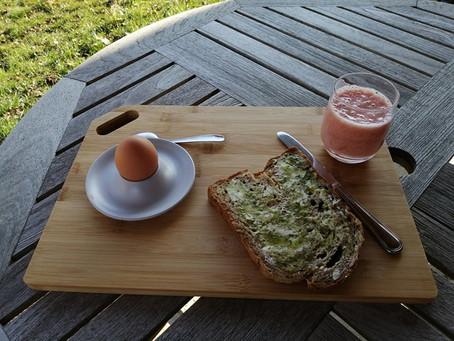 Covid 19: wat dacht je van een ontbijtwandeling van bij je thuis?