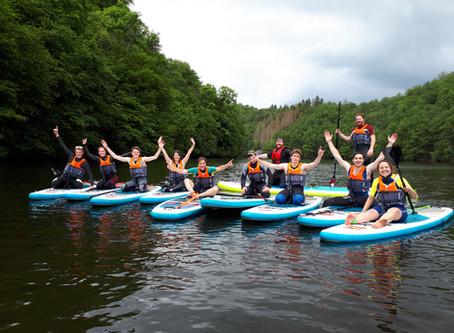 Stand up Paddle: een heerlijke activiteit om uit te proberen deze zomer!