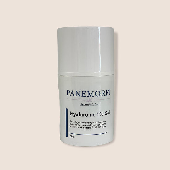 Hyaluronic 1% Gel