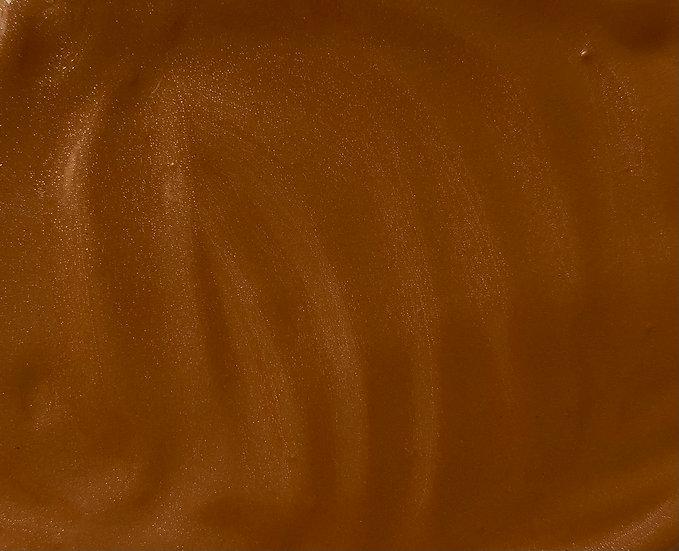 Chocolate Powder Glowing Modeling Rubber Mask