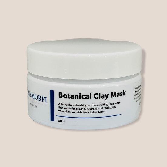 Botanical Clay Mask