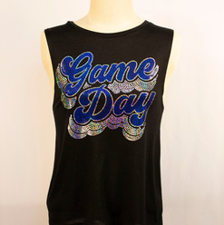 Game Day Blue