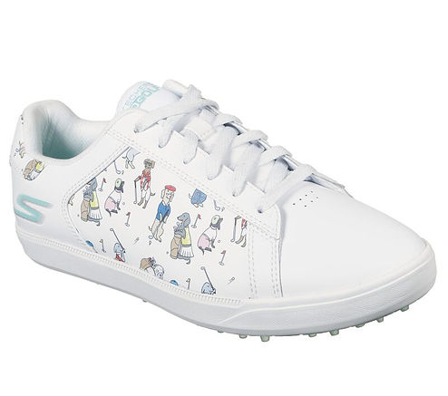 Skechers GO GOLF Drive 4 - Dogs At Play Womens Golf Shoe