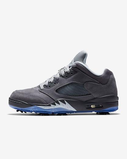 Air Jordan V Low Golf Shoe