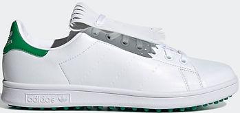 adidas Stan Smith Primegreen Special Edition Vegan Golf Shoe