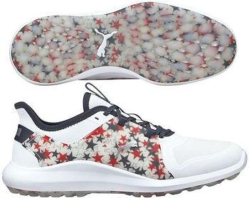 PUMA IGNITE FASTEN8 USA Golf Shoe