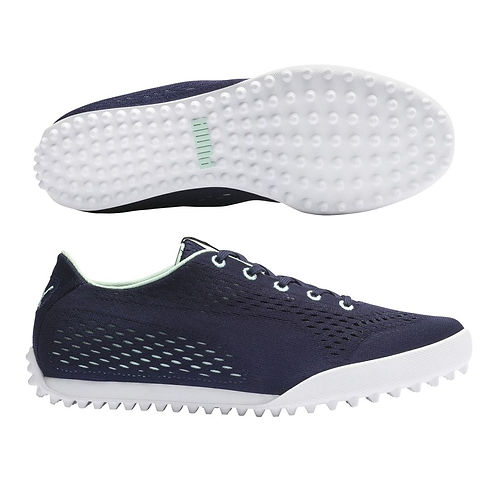 PUMA Women's Monolite Cat EM Golf Shoe