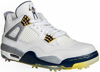 Eastside Golf Air Jordan IV Golf Shoe