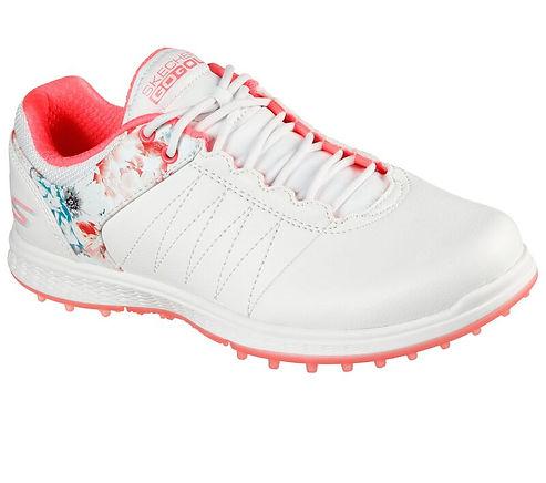 Skechers GO GOLF Pivot - Tropics Womens Golf Shoe
