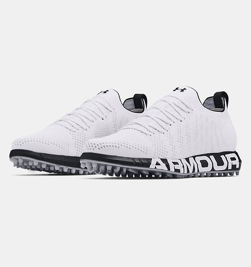 Under Armour HOVR Knit Lace Up Golf Shoes
