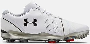 Under Armour golf shoes Matthew Fitzpatrick